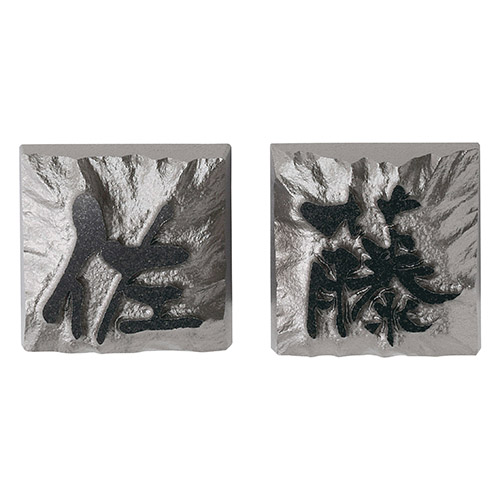 【送料無料】デラックス【究極の浮き彫り】 表札
