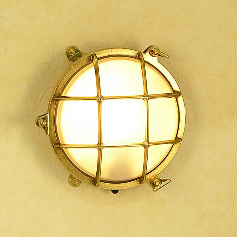 【送料無料】丸型ガーデンライトBH2030 FR(くもりガラス)