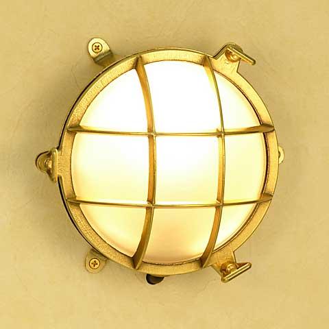 【送料無料】丸型ガーデンライトBH2029 FR(くもりガラス)