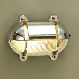 送料無料ガーデンライト真鍮クローム BH2436