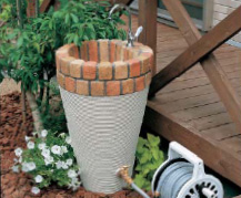 立水栓ユニット コーンタイプ地中配管仕様