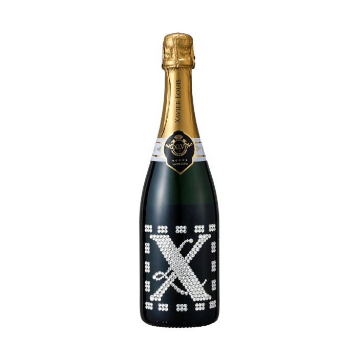 スワロフスキー デコレーション シャンパン プルミエ クリュ [箱・袋付き]