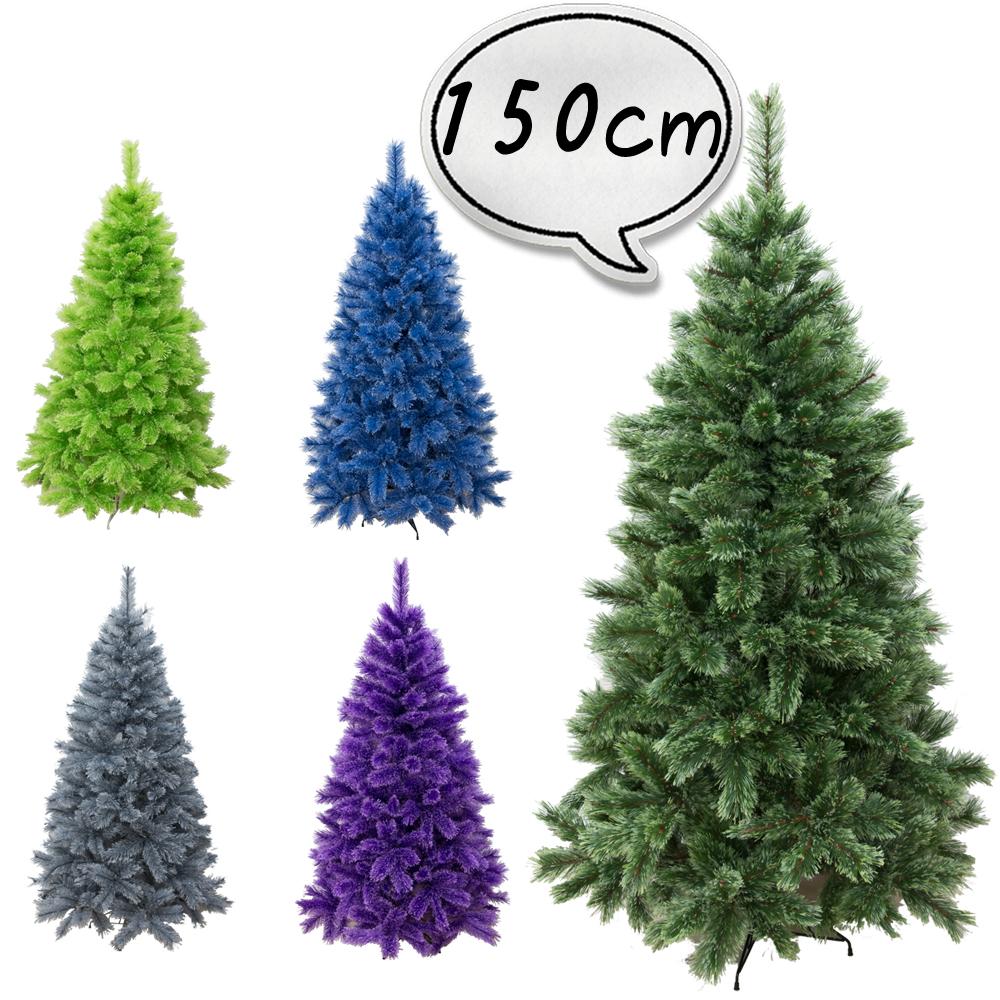 クリスマスツリー 150cm パインツリー 松葉 ツリーの木 北欧 おしゃれ カラフルツリー 【10月上旬入荷予定】