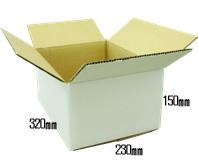 70サイズ白色ダンボール(500枚セット) j4yv3qd9