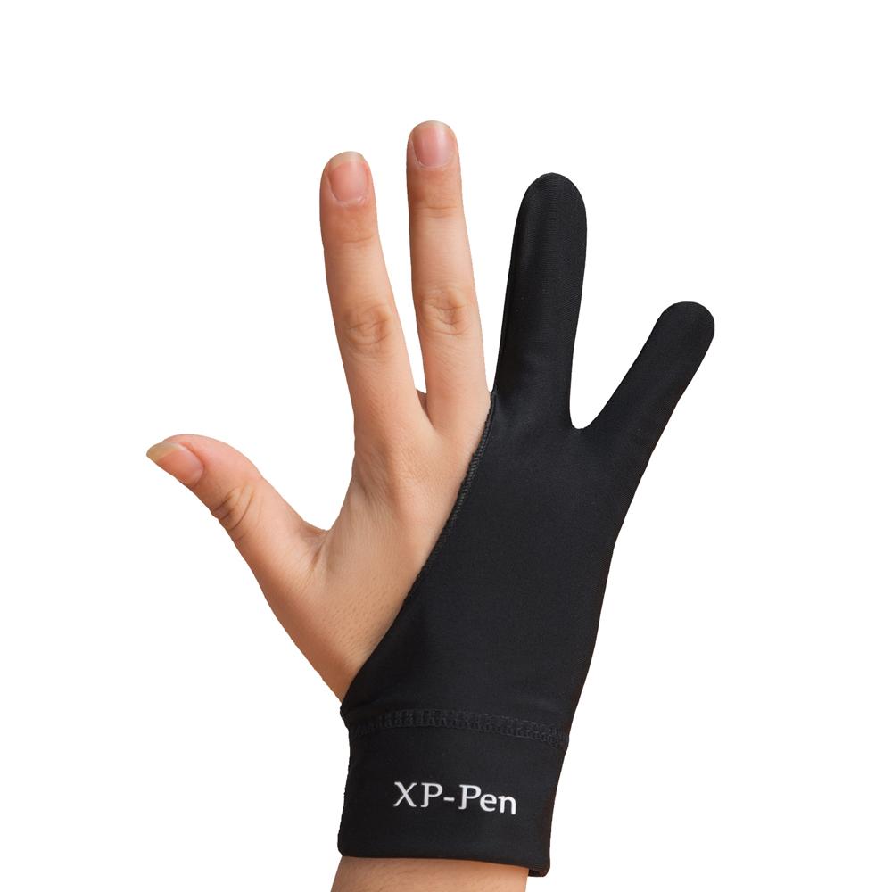 XP-Pen グローブ 現金特価 買物 多サイズ 二本指 防汚ライクラ 両利き通用 トレーサー用 ペンタブレット AC08