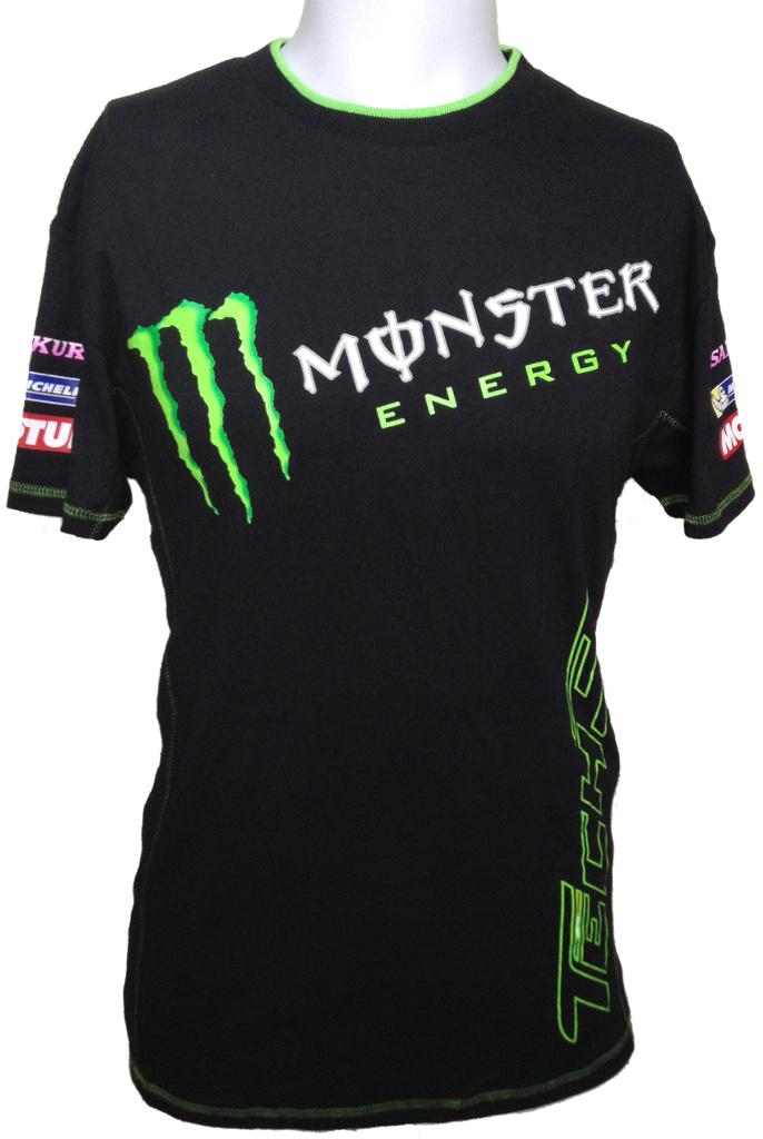テック3モンスターエナジーTシャツ monsterenergy motogp T3-T17-A