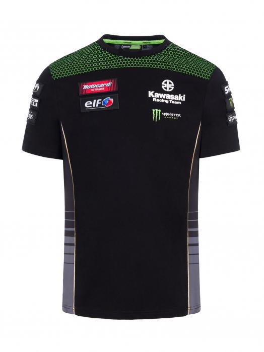 スーパーバイクファクトリー カワサキレーシングTシャツ21 モンスターエナジー