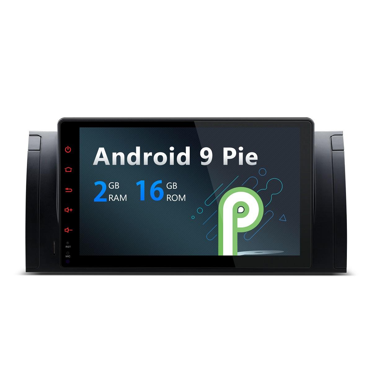 BMW E53車専用 Android9.0最新モデル (IN9953BPL)XTRONS BMW専用 Android9.0 2DIN カーナビ 9インチ 大画面 4コア RAM2GB 一体型車載PC 高画質 カーオーディオ 4G WIFI GPS ミラーリング OBD2対応 DVR対応 Bluetooth (BMW E53)
