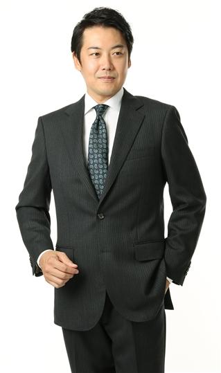 秋冬用 グレー系 スタンダードスーツ REGAL