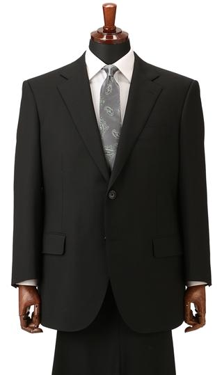 春夏用 ブラック系 スタンダードスーツ キングトール SALE ツーパンツ 現品 REGAL 大きいサイズ