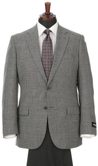 秋冬用 グレー系 スタンダードジャケット《ウール100%》《キング&トール》 REGAL