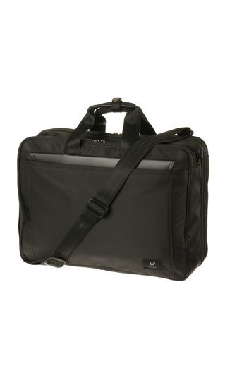 送料無料 ブラック系 3WAYビジネスバッグ Traveler クリアランスsale!期間限定! 撥水加工 限定モデル World