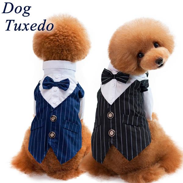 犬 正規店 服 犬服 フォーマル タキシード 男の子 誕生日 イベント 結婚式 ■在庫処分■XLサイズ 限定タイムセール ブラック ドッグウエア