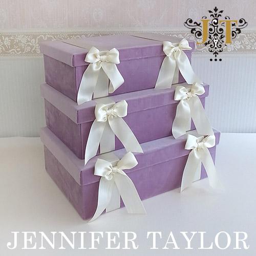 [P5倍 5/18 2時まで] ジェニファーテイラー BOX3Pセット BoisDeRose Jennifer Taylor 【送料無料】