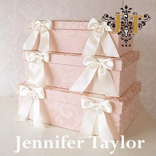 [P2倍 1/16 2時まで] ジェニファーテイラー BOX3Pセット Florence(PK) Jennifer Taylor 【送料無料】