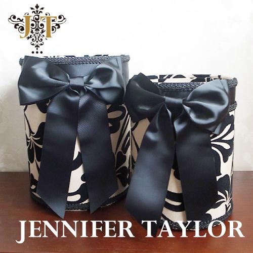 ジェニファーテイラー ダストBOX2PセットYorke Ribbon Jennifer Taylor