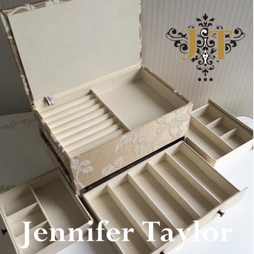 [P5倍 4/16 2時まで] ジェニファーテイラー ジュエリーボックス Heirloom Jennifer Taylor