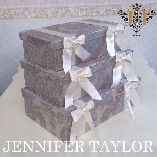 ジェニファーテイラー BOX3Pセット Hermosa-lavender Jennifer Taylor 【送料無料】