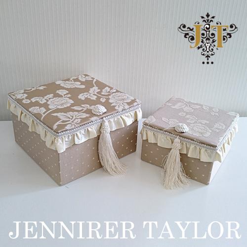 ジェニファーテイラー BOX2Pセット Heirloom Jennifer Taylor