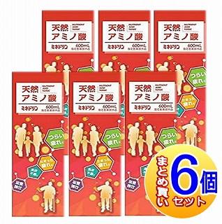 【6個セット】伊丹製薬 ミネドリン 600ml 指定医薬部外品【小型宅配便】