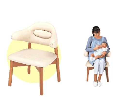 【注目!】乳児用椅子コンビ授乳用チェアエンジェルチェアNS-R1お母さんに優しい椅子●●●