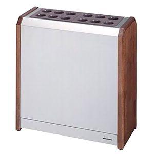 2面に木材を使用することで 高級感と優雅さを兼ね備えた屋内用小型くず入れです ミヅシマ工業 クリンダストWS3 品番360-0040 後払い不可 超特価SALE開催 時間帯指定不可 ギフト 代引 個人宅配送不可 工事現場への配送不可