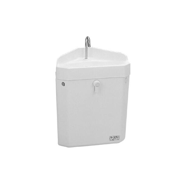 orihara マークリンロータンク (隅付タイプ/手洗付) アイボリー 32