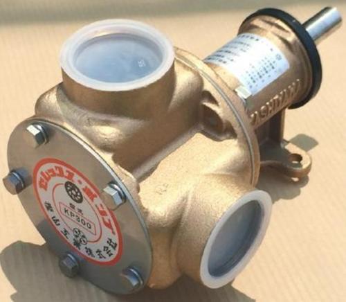 樫山工業 KP-300 セレックスポンプ カシヤマ電磁クラッチなし 単体 口径50mm 海水 汚水 KP300