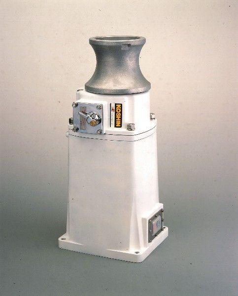 工進 イカール RES-7524 アンカー ウインチ RES7524 24V 電動