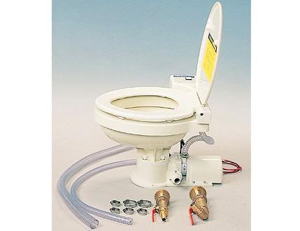 日立 SMT-12全自動 マリントイレ 12V船舶 トイレ標準金具セット付 日本製