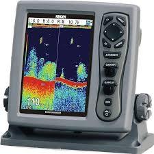 光電 KODEN CVS-128 1KWお魚サイズ・デジタル魚探【展示品のため超特価】 GPS デジタル 魚探 光電製作所