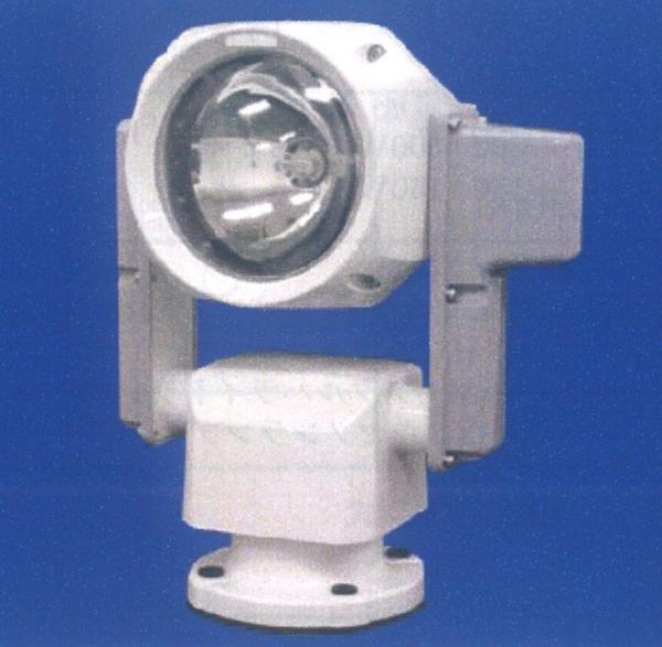 リモコン式探照灯 三信船舶 RGH300E 24V300W サーチロボ