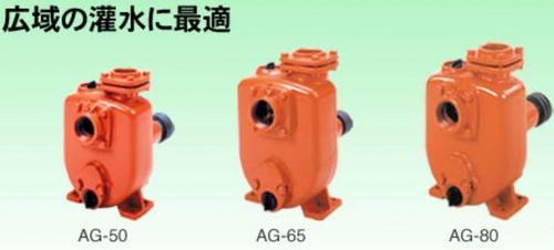工進 AG-65 ポンプ単体 清水 潅水