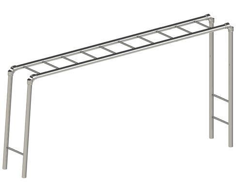 ASANO 浅野金属工業 小型雲梯 AK23855