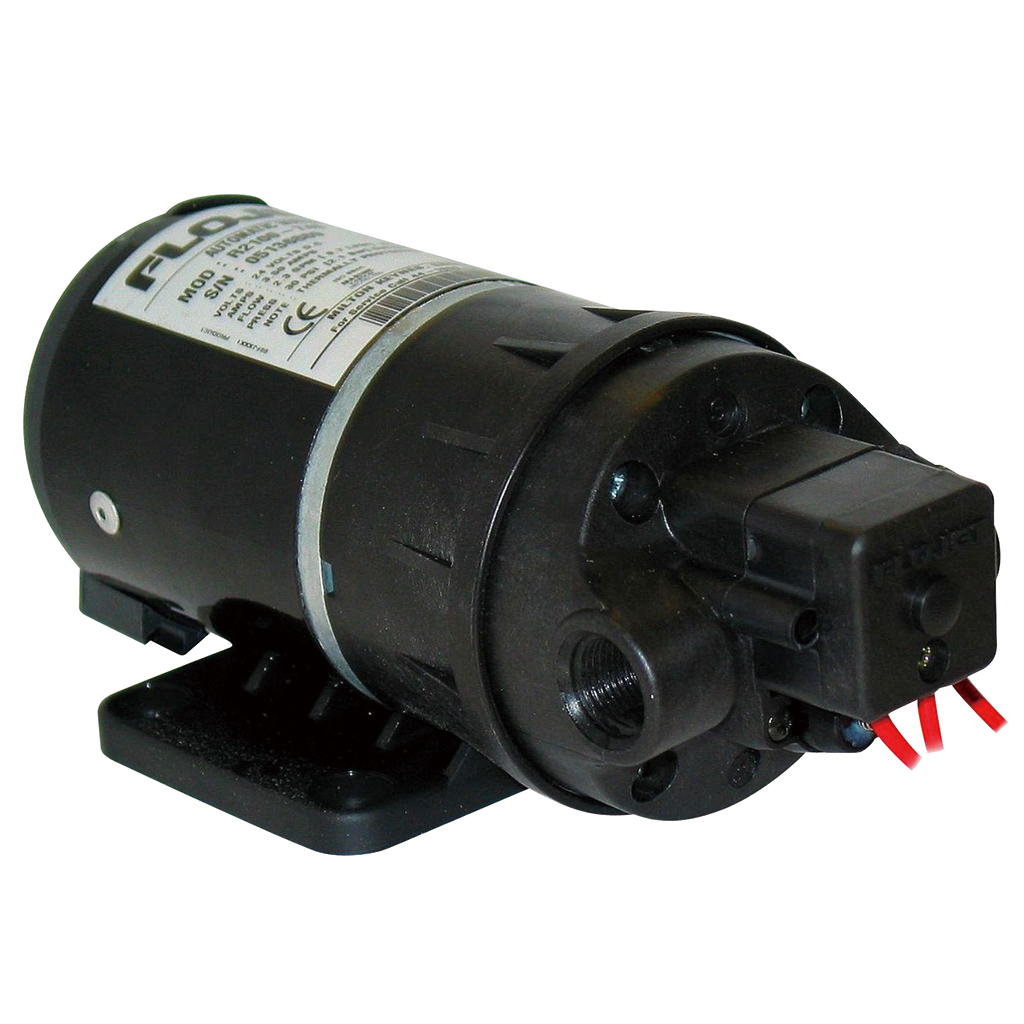FLOJET フロージェット 小型圧力ポンプ 12V