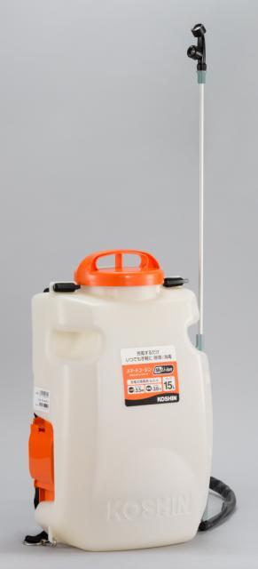 工進 SLS-15  充電式噴霧器 電池・充電器付  SLS15