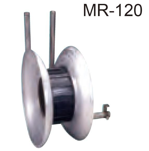 工進 マグローラー MR-120 ネットローラー ゴム幅120mm