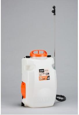 工進 充電式噴霧器 SLS-15H(高圧タイプ)