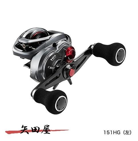 シマノ 17 スティーレSS 151HG 左ハンドル メーカー希望小売価格の35%off