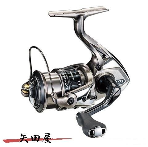 シマノ 17 コンプレックスCI4+ C2500S F4 スピニングリール