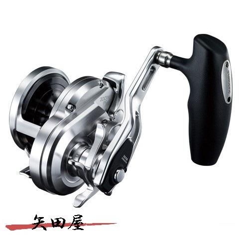 シマノ 17 オシアジガー 2001NRHG 左ハンドル ジギング 両軸リール メーカー希望小売価格の25%off