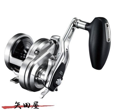 シマノ 17 オシアジガー 1501PG 左ハンドル ジギング 両軸リール メーカー希望小売価格の25%off