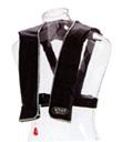 オーシャンライフ 自動膨張式ライフジャケット 救命胴衣 LG-1 ブラック 国土交通省型式承認定品 新基準対応 船舶検査対応 桜マーク