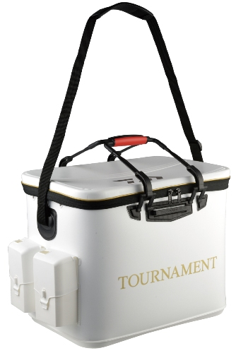 ダイワ トーナメント キーパーバッカン FD45(B) ホワイト