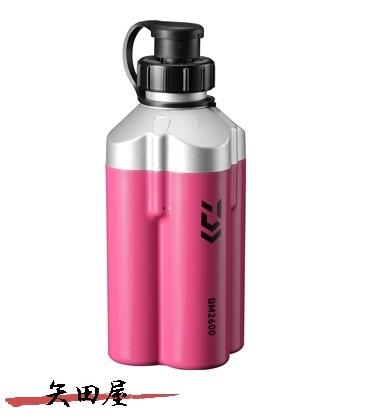 ダイワ スーパーリチウム BM2600N マゼンタ 充電器無 バッテリー 電動リール メーカー希望小売価格30%off