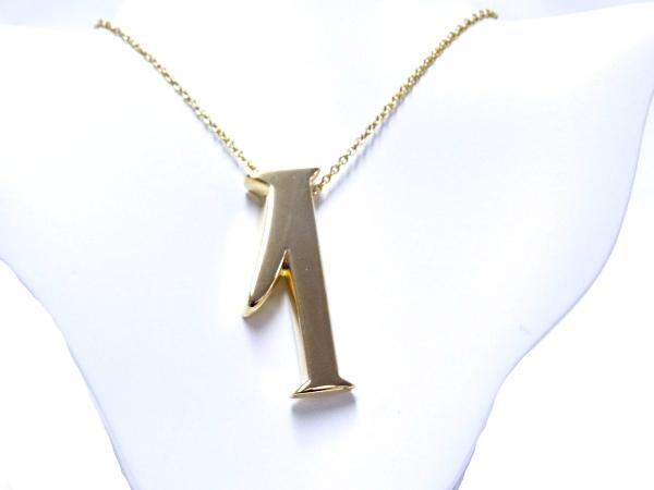 【中古】【程度A】【仕上げ済み】【レア】フランクミューラー タリスマン ナンバー ネックレス ペンダント YG イエローゴールド FRANCK MULLER No.1