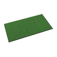 テラモト 【配送条件あり】ハイペアロン マット オリーブグリーン W900×D1800×H9.5mm