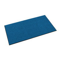 テラモト 【配送条件あり】ハイペアロン マット コバルトブルー W900×D1800×H9.5mm