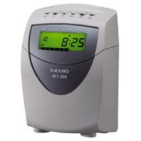 アマノ 時間集計タイムレコーダー MX-300 4印字欄+2集計 (MX-300)