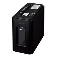 コクヨ デスクサイドマルチシュレッダーSDuo アーバンブラック (KPS-MX100D)